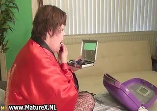 mature perverted busty puts make