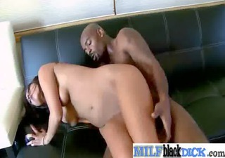 biggest black mamba dick fucking slut hot milf
